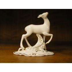 Srnka - porcelán